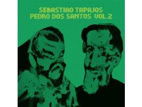 SEBASTIAO TAPAJOS / PEDRO DOS SANTOS - Vol. 2 (LP)
