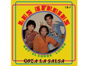 LOS AFROINS - Goza La Sala (LP)