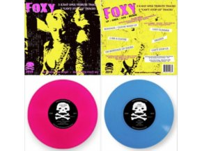 "FOXY - Foxy X-Ray Spex Tribute (Coloured Vinyl) (10"" Vinyl)"