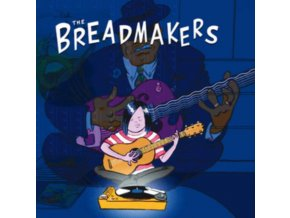 BREADMAKERS - The Breadmakers (LP)