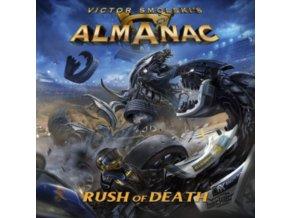 ALMANAC - Rush Of Death (LP)