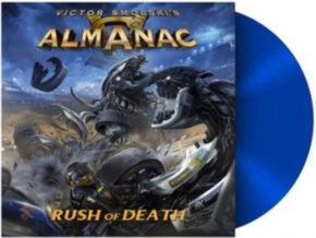 ALMANAC - Rush Of Death (Blue Vinyl) (LP)