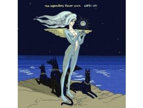 LEGENDARY FLOWER PUNK - Wabi Wu (Blue Vinyl) (LP)