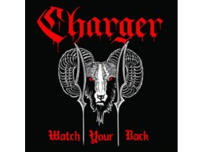 "CHARGER - Watch Your Back / Stay Down (12"" Vinyl)"