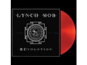 LYNCH MOB - Revolution (Deluxe Edition) (Red Vinyl) (LP)
