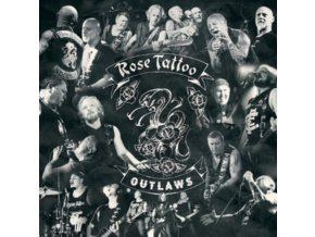 ROSE TATTOO - Outlaws (LP)