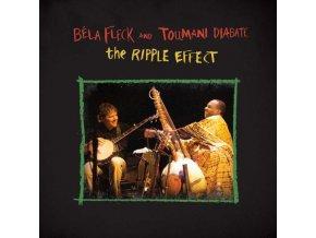BELA FLECK & TOUMANI DIABATE - The Ripple Effect (LP)