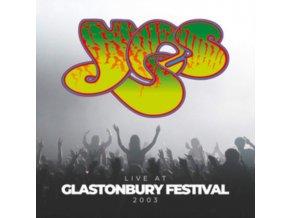 YES - Live At Glastonbury Festival 2003 (LP)