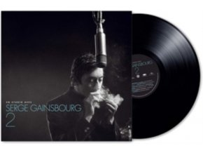 SERGE GAINSBOURG - In The Studio With - Vol. 2 (LP)