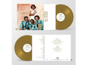 GLADYS KNIGHT - Gold (Gold Vinyl) (LP)