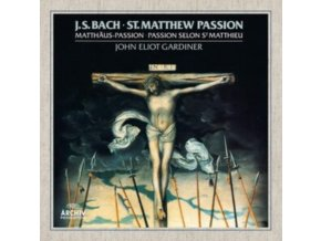OLAF BAR / BARBARA BONNEY - Bach / St Matthew Passion (LP)