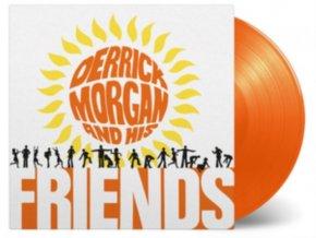 DERRICK MORGAN - Derrick Morgan And His Friends (Orange) (LP)