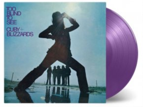 CUBY & BLIZZARDS - Too Blind To See (Purple Vinyl) (LP)
