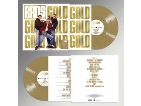 BROS - Gold (Gold Vinyl) (LP)