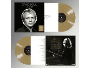 DAVID SOUL - Gold (Gold Vinyl) (LP)