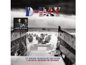 VARIOUS ARTISTS - D-Day - Un Voyage Musical Du Souvenir (LP)