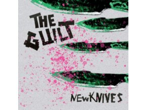 GUILT - New Knives (LP)