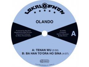 "OLANDO - Tenan Wu (7"" Vinyl)"
