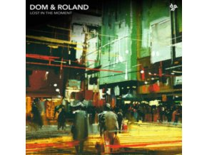 DOM & ROLAND - Lost In The Moment (LP)