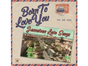 VARIOUS ARTISTS - Born To Love (LP)