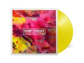 ROBBY KRIEGER - The Ritual Begins At Sundown (LP)