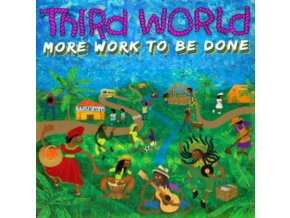 THIRD WORLD - More Work To Be Done (LP)