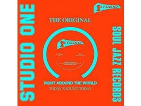 "WAILING SOULS - Trouble Maker / Run My People (12"" Vinyl)"