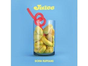 BORN RUFFIANS - Juice (First Edition) (Yellow Vinyl) (LP)