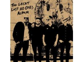 NO ONES - The Great Lost No Ones Album (Yellow Splatter Vinyl) (LP)