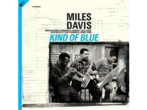 MILES DAVIS - Kind Of Blue (LP + CD)