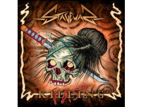 STAGEWAR - Killing Fast (LP)