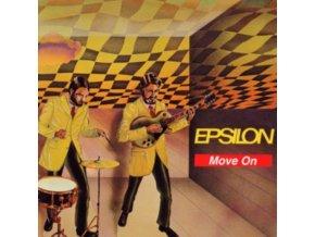EPSILON - Move On (LP)