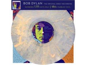 BOB DYLAN - Bob Dylan (The Originals Debut Recording) (LP)