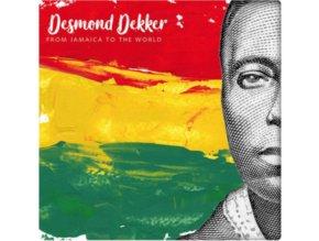 DESMOND DEKKER - From Jamaica To The World (LP)