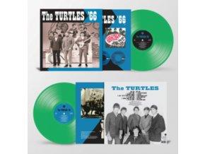 TURTLES - The Turtles 66 (Green Vinyl) (LP)