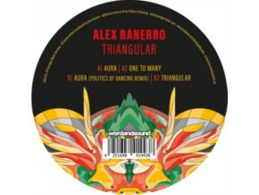 "ALEX RANERRO - Triangular (12"" Vinyl)"