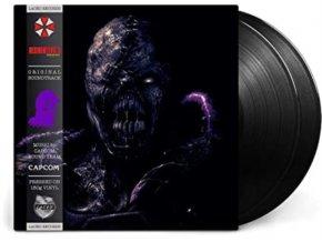 CAPCOM SOUND TEAM - Resident Evil 3: Nemesis - Original Game Soundtrack (LP)