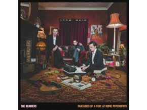 BLINDERS - Fantasies Of A Stay At Home Psychopath (LP)