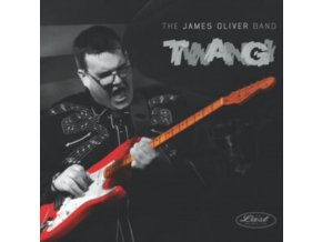 JAMES OLIVER BAND - Twang (LP)