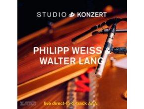 PHILIPP WEISS & WALTER LANG - Studio Konzert (Limited Edition) (LP)