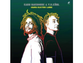 RABII HARNOUNE & V.B.KUHL - Gnawa Electric Laune (LP)