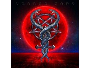VOODOO GODS - The Divinity Of Blood (LP)