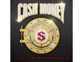 VARIOUS ARTISTS - Cash Money: The Instrumentals (LP)