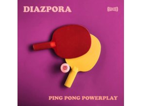 DIAZPORA - Ping Pong Powerplay (LP)