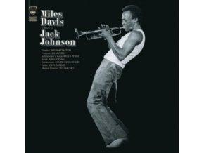 MILES DAVIS - A Tribute To Jack Johnson (LP)