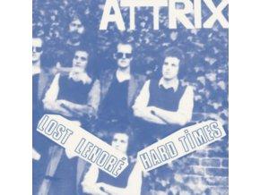 "ATTRIX - Lost Lenore / Hard Times (7"" Vinyl)"