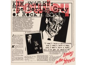 KIM FOWLEY - Living In The Streets (LP)