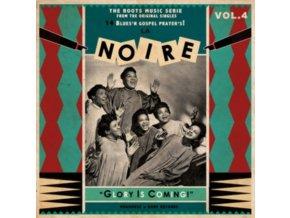 VARIOUS ARTISTS - La Noire 04 - Glory Is Coming! (LP)