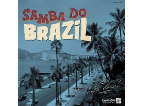 "VARIOUS ARTISTS - Samba Do Brazil (10"" Vinyl)"