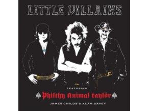 LITTLE VILLAINS - Taylor Made (Red Vinyl) (LP)